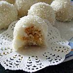 recette Perles de coco