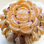 recette charlotte a la mandarine