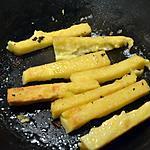 recette Frites de panisse
