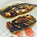 recette Filets de maquereaux marinés au citron vert et grillés
