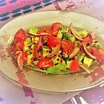 recette Salsa d' Avocat