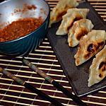 recette MANDU AU BOEUF & AU GOCHUJANG