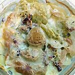 recette gratin pomme de terre cancoillotte