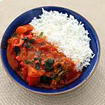 recette Mijoté de légume à la tomate