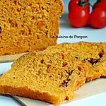 recette Pain au pesto de tomate et bruschetta