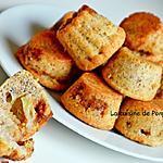 recette Petit moelleux à la banane, caramel au beurre salé Raffolé et blancs d'oeufs