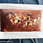 recette Cake au citron sans gluten, sans lactose ou sans lait, sans sucre cuisson à la vapeur douce