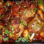 recette Epaule d agneau à la tunisienne