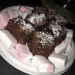 recette Brownies pâte a Milka