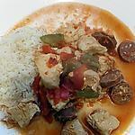 recette poulet espagnol