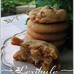 recette Biscuits au beurre d'arachide et aux Oh Henry!