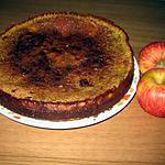 recette Fondant aux pommes à la canelle..