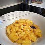 recette Ananas au cookéo
