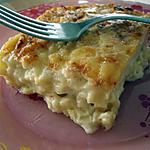 recette Gratin de pâtes version Cyril Lignac