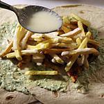 recette Tacos au Poulet Panné