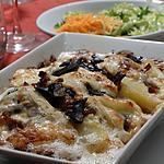recette Tartiflette de Luxe à la Truffe du Ventoux et aux Cèpes