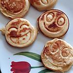 recette pancake gonflé