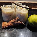 recette Riz au lait de coco onctueux