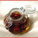 recette TOMATES SECHEES CONFITES