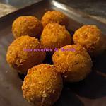 recette Croquettes de pomme de terre et marlin fumé