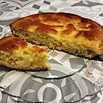 recette Gâteau moelleux ananas coco