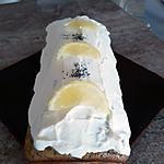 recette Cake au citron et graines de pavot (glaçage mascarpone)