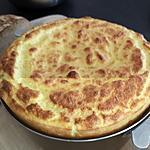 recette soufflé au pomme de terre et fromage