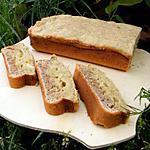 recette Ooo Cake rhubarbe / noisettes ( léger ) ooO