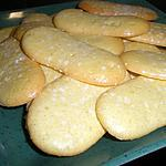 recette Biscuits à la cuillère