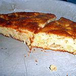 recette Gâteau aux pommes ( livre des écoles de Nadine)