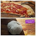 recette Pate a pizza au tangzhong,  pour une pizza moelleuse à souhait