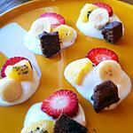 recette Dessert improvisé express 5min!