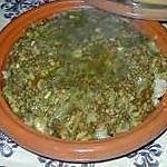 recette terda marocain
