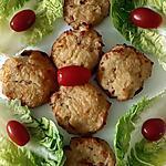 recette croquettes de chou  fleur a l'emmental et jambon fumé