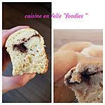 recette Muffins banane nutella, recette façile !
