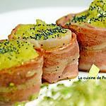 recette Makiclette: des makis à la mode tartiflette