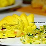 recette Moelleux au fromage à raclette et filet d'Ardenne