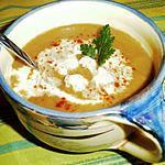 recette Velouté fanes de chou-fleur (Thermomix ou pas)