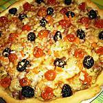 recette Pizza de survie (Thermomix ou pas)