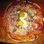 recette Pizza maison pour respecter le confinement