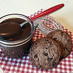 recette Pâte à tartiner aux cookies chocolat au thermomix