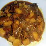 recette Sauté de porc a l ananas