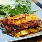recette Lasagne d'Escargots aux Champignons et Carottes