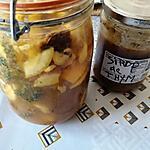 recette potion magique du bistro de jenna  miel gingembre citron  thym et recette sirop  de thym