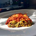 recette Cannellonis à la brousse et aux épinards