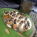 recette Barquettes sablées au chocolat