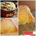 recette Gateau poire crousti-fondant trop bon ( recette très façile)