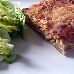 recette tarte pimentée aux oignons