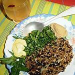 recette L'assiette-survie (au rice cooker) d'un fainéant organisé