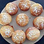 recette muffins ananas coeur chocolat au lait